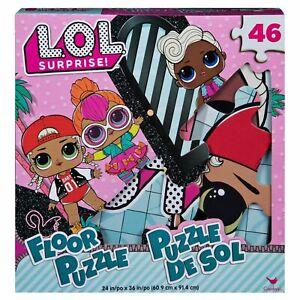 L.O.L. Surprise Floor jigsaw puzzle 46pcs