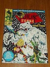 FUTURE TENSE #39 MARVEL BRITISH MONTHLY NOVEMBER 1981 MICRONAUTS STAR TREK