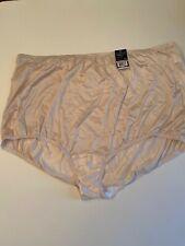 Vanity Fair Women's 15812 Ravissant Nylon Brief Panty Fawn 11/4XL