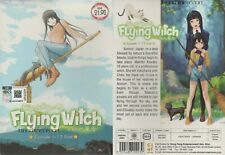 ANIME DVD~Flying Witch(1-12End)English subtitle&All region FREE SHIPPING+GIFT