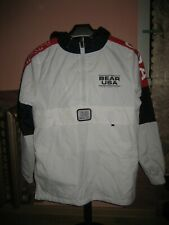BEAR USA Expedition Mens Hooded  Anorak Jacket size S