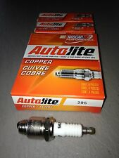 SIX(6) Autolite 295 Spark Plug SET fits MANY Car/Truck/Small Engine