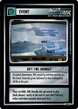 Star Trek CCG Premiere BB Limited Anti-Time Anomaly