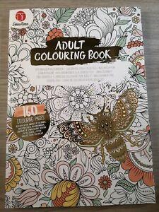 Malbuch für Erwachsene - Adult Colouring Book (A4, 80 Seiten, 160 Motive)