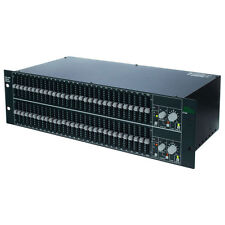 BSS FCS-960 Dual Channel Mode Graphic Equalizer Constant Q Filter 691991600074