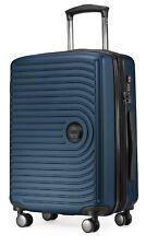 HAUPTSTADTKOFFER MITTE Handgepäck Boardgepäck TSA 55 x 40 x 20 cm + 8 cm Blau