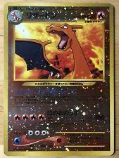 Charizard Pokemon Holo 2000 Neo Reverse Foil Promo 006 Japanese VG