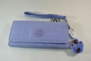 New With Tag Kipling RUBI Large Wallet / Wristlet with Furry Monkey