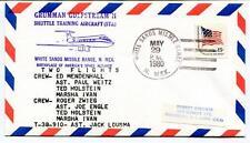 1980 Grumman Gulfstream II White Sands Missile Range Crew Mendenhall Weitz USA