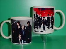 DURAN DURAN - with 2 Photos - Designer Collectible GIFT Mug 01