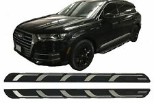 Running Boards Side Steps for Q7 4M Design 2016+ Off-Road SUV