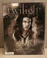 NECA NEW Twilight Puzzle BTS Jacob Black AFL (2009, Mixed Media) Saga