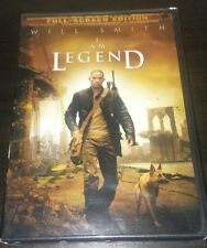 I Am Legend ( DVD; Full-Screen Edition ) Feat. Will Smith **FAST FREE SHIPPING**