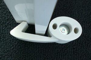 2 Stück Türstopper Türpuffer Stopper  Bodentürstopper  grauweiß Artikel-Design