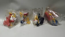 ANIME : SET OF 4 BAGGED SMALL PVC (TYP) FIGURES