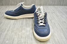 Mephisto Match Casual Walking Shoes, Men's Size 9.5 - Blue