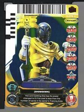 Power Rangers Universe of Hope 3-079 Gold Zeo Series 3 Bandai HTH 168