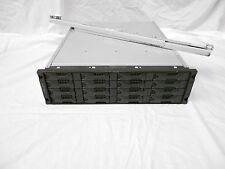 Dell EqualLogic PS5000XV 16x 300GB 15K SAS PS5000 4.8TB ISCSI SAN Storage Type 4