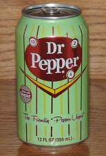 LE 2015 USA DR PEPPER 10 2 4 THE FRIENDLY PEPPER UPPER 12oz 355mL FULL SODA CAN