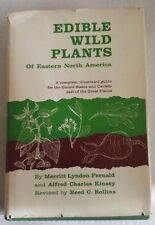 Edible Wild Plants of Eastern North America by Fernald HB 1958