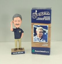 2009 Milwaukee Brewers Doug Melvin Bobblehead In Box
