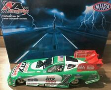 JOHN FORCE 2007 CASTROL GTX 1/24 ACTION DIECAST FORD MUSTANG FUNNY CAR 1/3,700