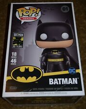 Batman 18 Inch DC Funko Pop Replacement Box Insert Only No 01 Vinyl Figure 80 YR