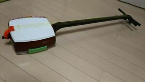 Shamisen set You can play with this Suzuki Kaede MS-8 Hosozao from Japan EMS