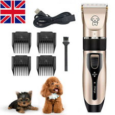 Low Noise Electric Cordless Cat Grooming Trimming Kit Pet Dog Shave Clipper Hair