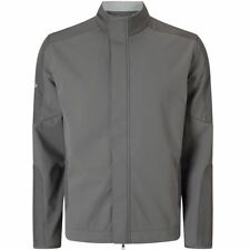 Callaway Golf 2017 Mens Stretch Lightweight Softshell Full Zip Thermal Jacket Quiet Shade Large Cgkf7099-039-large