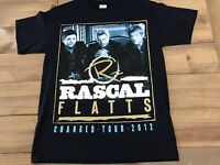New  RASCAL EAGLE FLATTS Mens  Mans T-shirt Tee  S M L XL  Black
