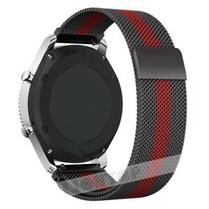 For Polar Vantage M/Ignite/Unite/Grit X Stainless Steel Metal Strap Watch Band