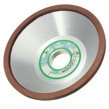 1*100mm 180 Grit Diamond Grinding Wheel Cup Cutter Grinder Grind Carbide Tool UK