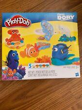 Finding Dory Play-Doh Set Playdoh Pixar Nemo Hasbro Octopus Fish