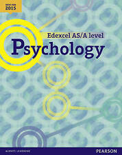 Edexcel AS/A Level Psychology Student Book + ActiveBook by Annabel Jervis, Esther O'Neill, James Bailey, Elizabeth Barkham, Susan Harty, Anna Cave (Mixed media product, 2015)