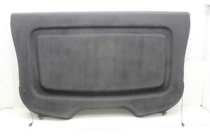 2013-2018 Ford Focus ST oem trunk shelf charcoal cargo trey separator trim