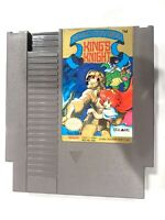 King's Knight ORIGINAL NINTENDO NES GAME CARTRIDGE Tested + WORKING & Authentic!