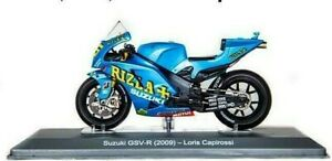 Suzuki Gsv - R 2009 Loris Capirossi 1/18 New IN Box Moto Gp Miniature
