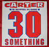 LP CARTE U.S.M. 30 SOMETHING Chrysalis CHR 1987  3218971 UK 1991 OIS FOC