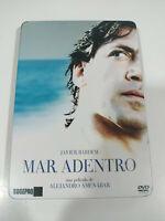 Mare Rovescio Alejandro Amenábar Steelbook 2 X DVD + Extra Spagnolo English