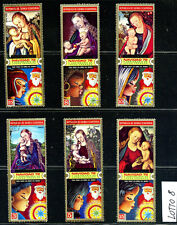 lotto collezione francobolli stamps GUINEA EQUATORIALE