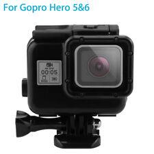 GoPro Hero6 5 Underwater Waterproof Diving Housing Surfing Protective Case Black