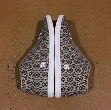 Etnies Senix D Mid Stone Women's Size 11 US BMX DC Skate Shoes Sneakers Shamrock