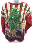 Ugly Christmas Sweater Newport News Size M