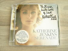 KATHERINE JENKINS CD *SIGNED* autographed AUTOGRAPH june birthday classical pop