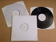 ZOMBY With Love 2013 UK 4AD white label vinyl 3-LP test pressing