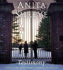 Testimony by Anita Shreve ABRIDGED APPROVED BY AUTHOR