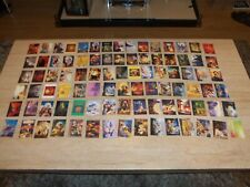 The Brothers Hildebrandt Comic Images cards complete 1 - 90 Lord of Rings etc