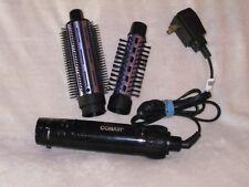 Conair hot air hair curling brush and comb