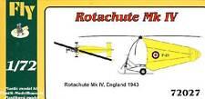 Kits de mouche Rotachute Mk IV P-20 P-5 Angleterre 1943 modèle-kit 1:72